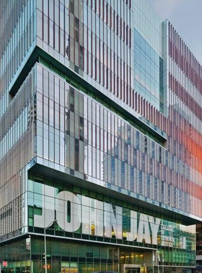 college admissions assistance John Jay College